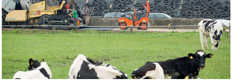 Asphalt Landwirtschaft Heitkamp & Hülscher